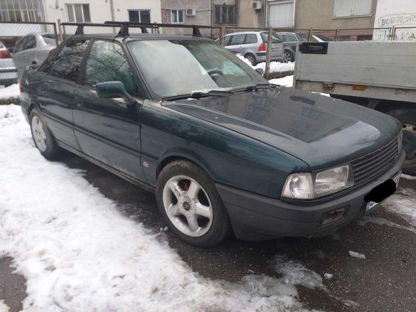 Ауди 80 б3 б4 Audi 80 B3 B4 sline 115 на части