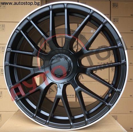 19 20 Джанти за Мерцедес AMG W212 W221 CLA S E S COUPE