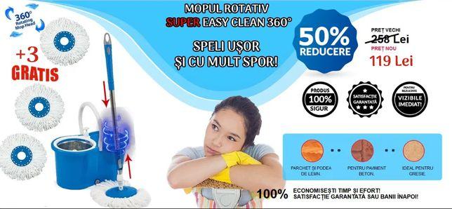 MOP ROTATIV Super Easy Clean 360°