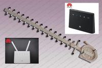 ANIMABG Yagi антена 16dBi 4g рутер a1 telenor vivacom netbox antenna