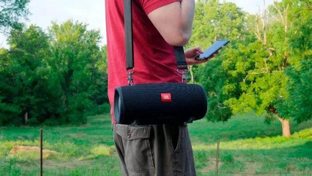 Boxa portabila JBL Xtreme 2 Bluetooth,USB ,Card ,Curea umar Extreme