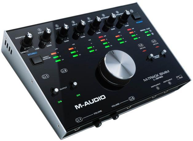 M-Audio 8x4m (8 канальная звуковая карта)
