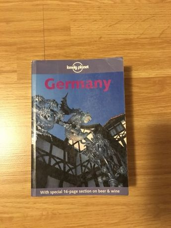 Ghid turistic Lonely Planet Germania in lb engleza