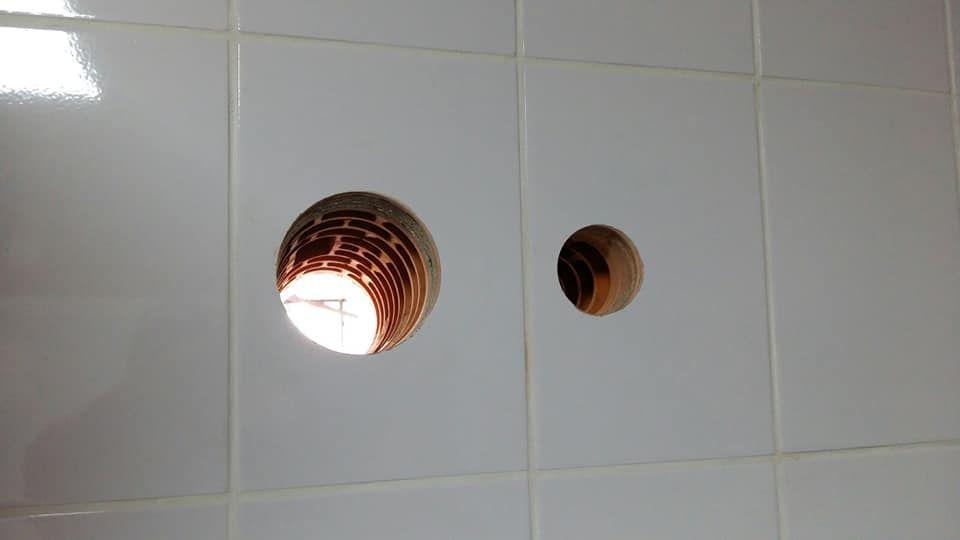 gauri profesionale fara praf, gauri hota, gauri centrala, carota Dragasani - imagine 1