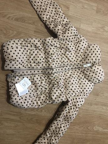 Куртка baby Go на девочку