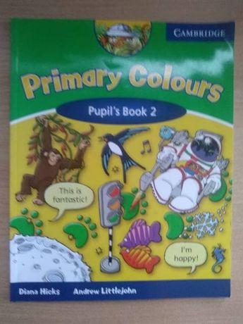 учебник по английски език PRIMARY COLOURS Pupils Book 2