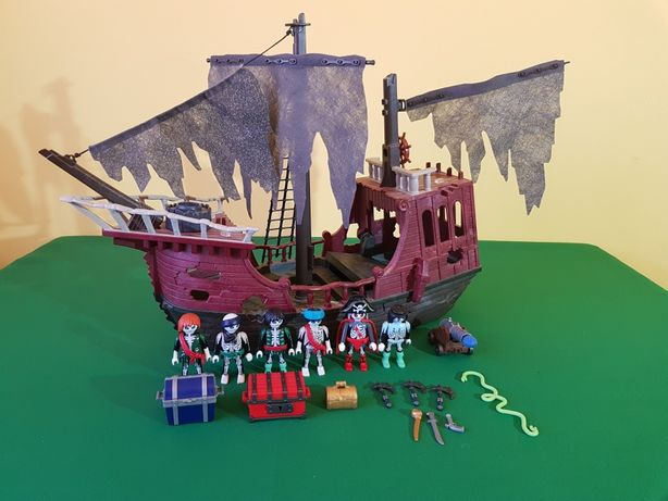 Playmobil Corabia piratilor fantoma