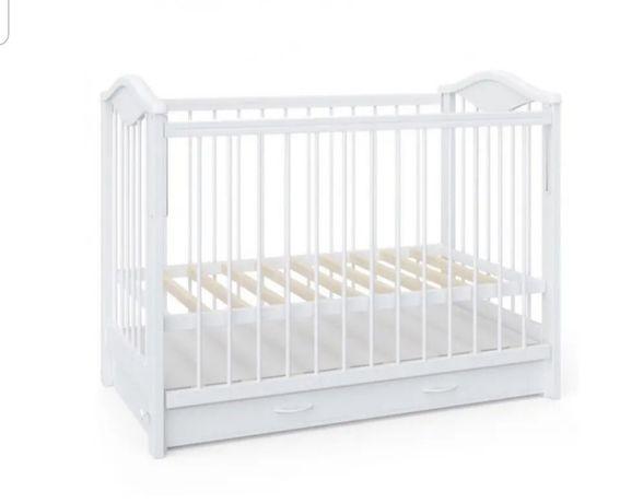 Продам кроватку с матросом