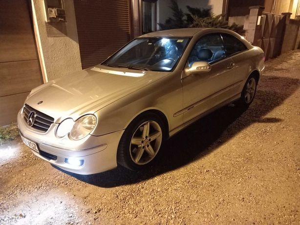 Vand/Schimb Mercedes Clk 240, 190 cai, automat