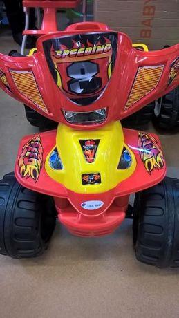 ATV mare electrica cu acumulator SPEEDING 12 V