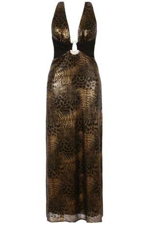 Дълга официална рокля нова цена 25.00лв.