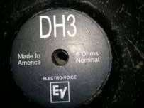 driver inalte electrovoice dh3