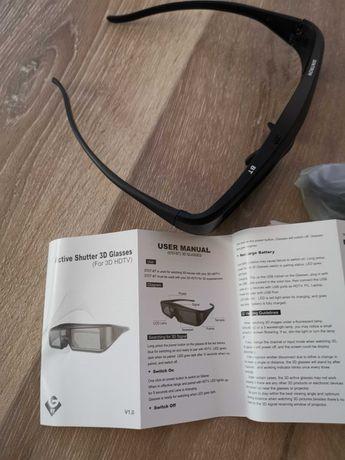 3D очила за телевизор