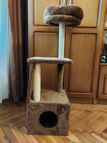 Ansamblu loc de joaca pisici