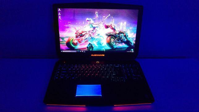"""laptop ALIENWARE nou ,intel core i7-quad core ,video 8 GB GTX ,17,3"""""""