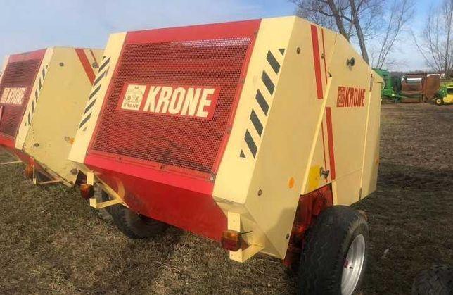 Пресс-подборщик Рулонный Krone