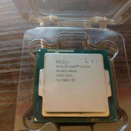 Продам Core i7 4770, soket 1150