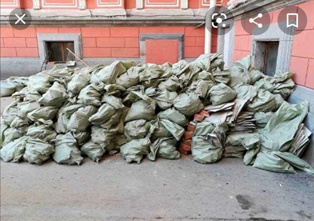 Вывоз мусора Алматы Грузоперевозки Уборка помещений снос дома, Гараж
