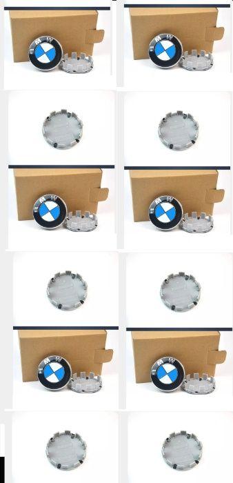 Capace jante aliaj BMW seria 3E90 E91 seria 5 E60 E61 X1 E84 X3 E83 Resita - imagine 1