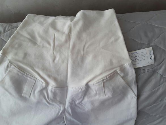 Ленен панталон за бременни