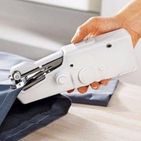 Masina de cusut mini portabila electrica Handy Stitch