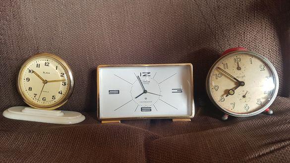 Часовници / будилници Kienzle и Слава,