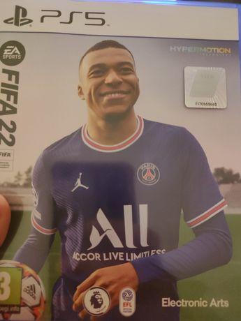 FIFA 2022 Ps5,desigilat și jucat o zi