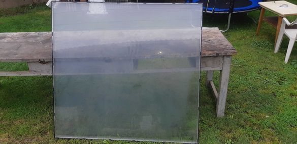 Прозорец  стъклопакет с размери 1315/1400