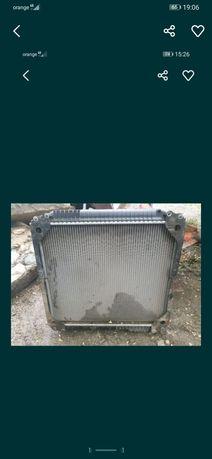 Radiator mercrdes