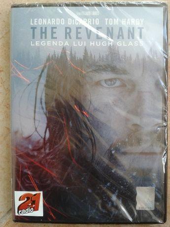DVD original film The Revenant cu Leocardo Di Caprio nou sigilat