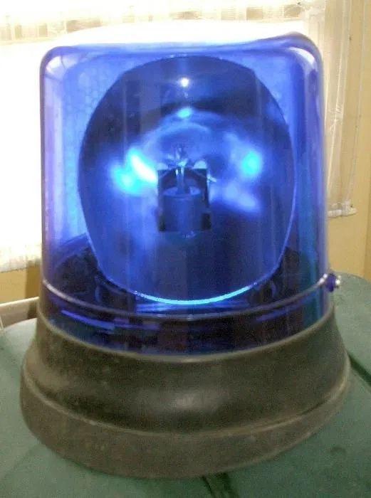 Girofar Bosch RKLE 150 12V Santana - imagine 1