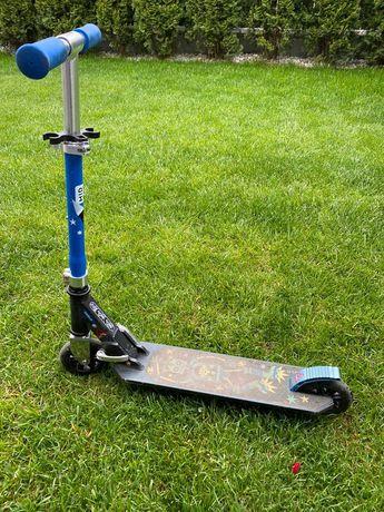 Trotineta Copii 4-9 ani Oxelo Mid 1 Robot Decathlon
