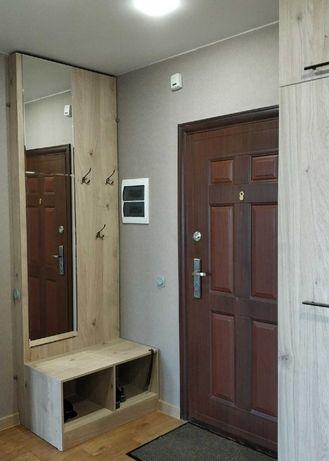 Уютная 1K квартира район 7ой поликлиники 60000