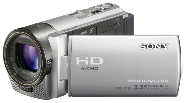 Видеокамера Full HD Sony HDR-CX130E