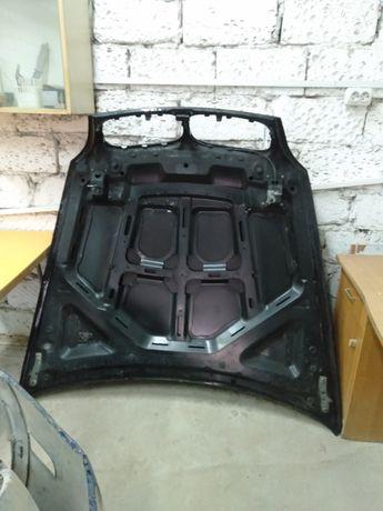 BMW X6 двери левая сторона и капот