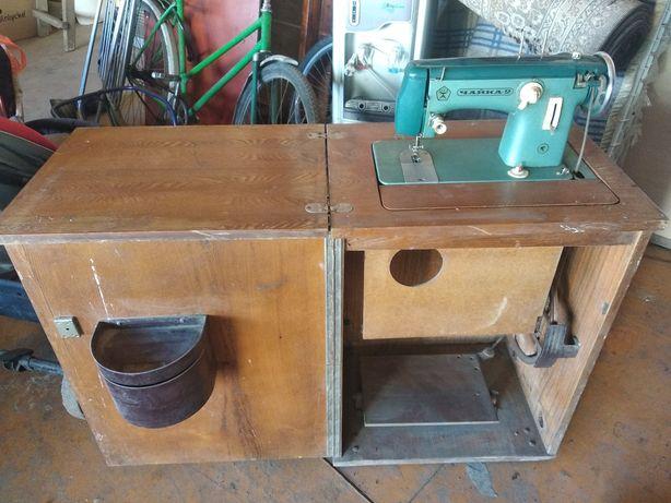 продам швейную машинку старый ссср чайка