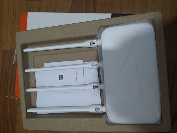 Роутер модем Xiaomi mi wi-fi router 4a
