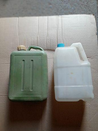 Канистры пластиковые 5 литров