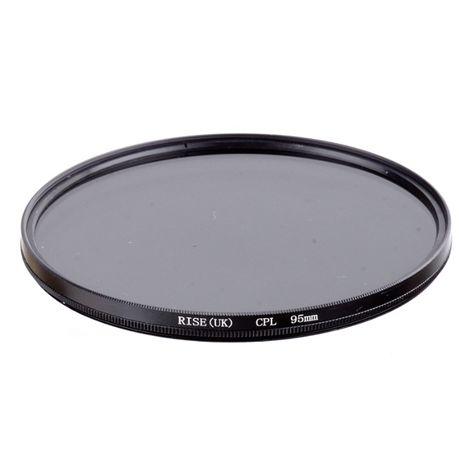 CPL поляризационен филтър Rise(UK) 95mm 105mm