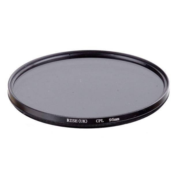 CPL поляризационен филтър Rise(UK) 95mm 105mm с. Шуменци - image 1