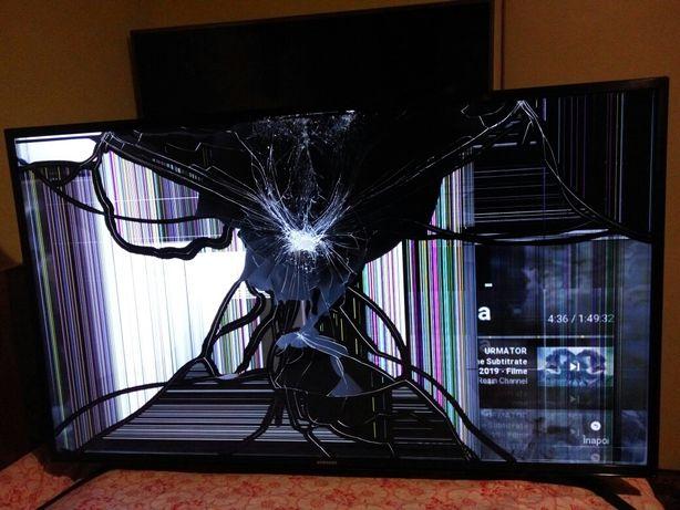 Tv 4k  Smart  seria 6000 ecran spart