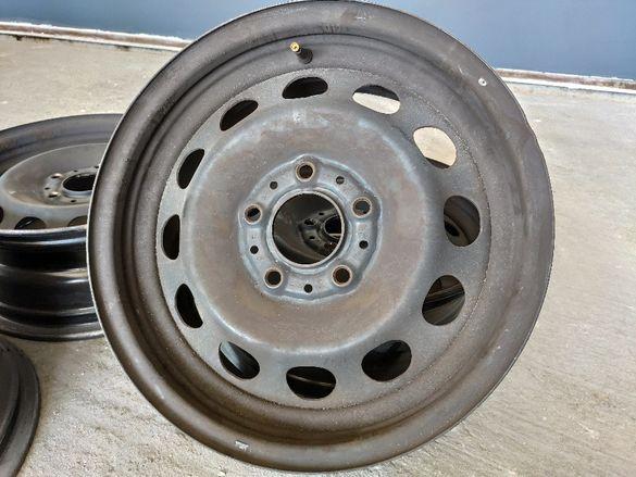 Железни Джанти 16'' - 5х120 - BMW