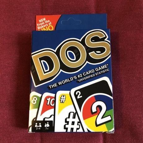 Карти за игра UNO DOS