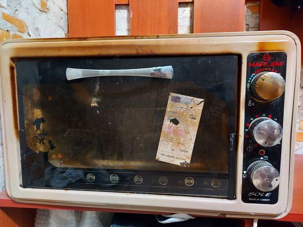 Электрическая духовка Harlem
