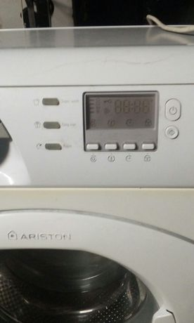 Работеща перална Аристон АVF109