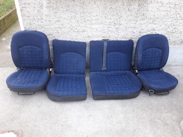 Предни и задни седалки за Пежо 206 - 80 лева