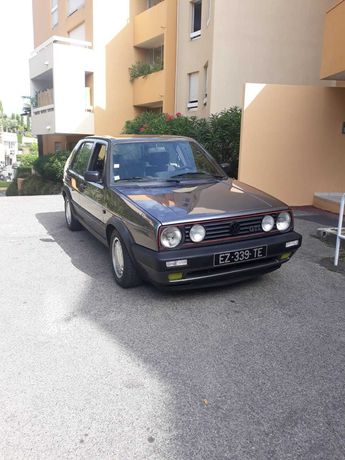Golf 2 Gti 8v MK2
