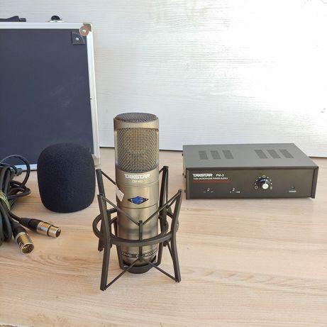 Студийный ламповый микрофон Takstar Cm 450