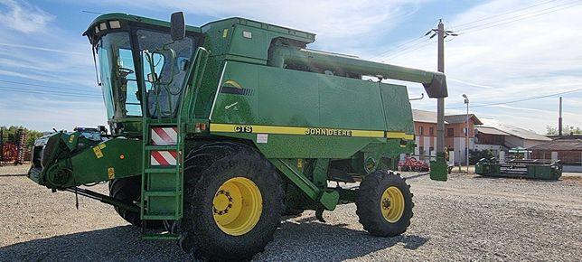 Combina agricola John Deere CTS