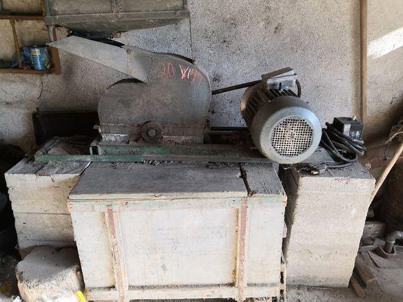 Фуражомелка- многоцелева- с чукове - с трифазен мотор